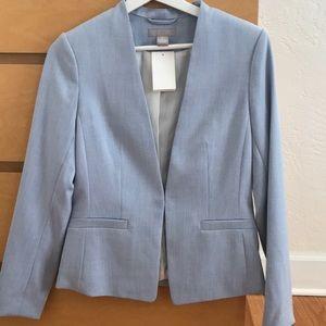 baby blue blazer